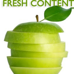 fresh content increse web traffic