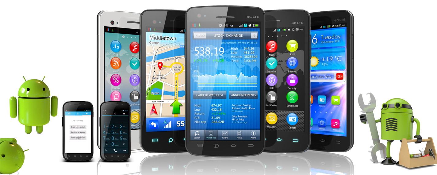 Android Application Banner