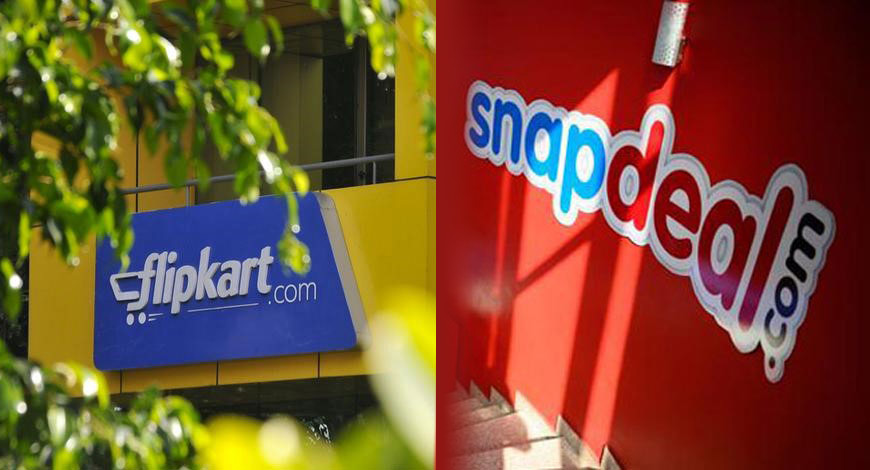Goldman Collaborates with Credit Suisse for Flipkart's Snapdeal Acquisition