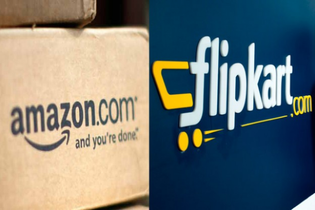 Amazon Will Focus to Beat Flipkart Even After Four Time losses in International Business