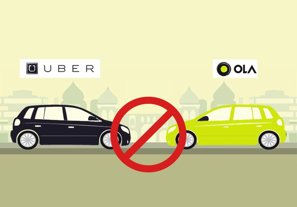 Ola Said: Capital Dumping Should Be Taken Care By Government, After Rivalry With Uber Intensifies