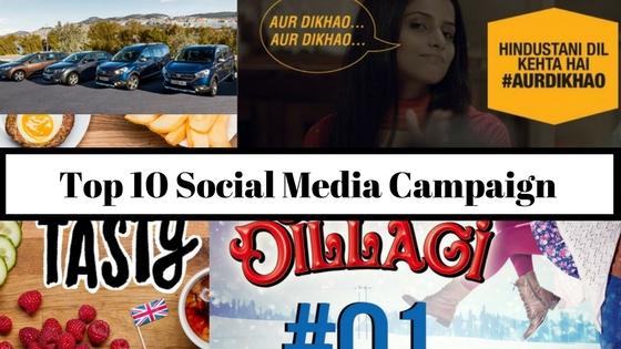10 Most Successful Social Media Campaigns Ever