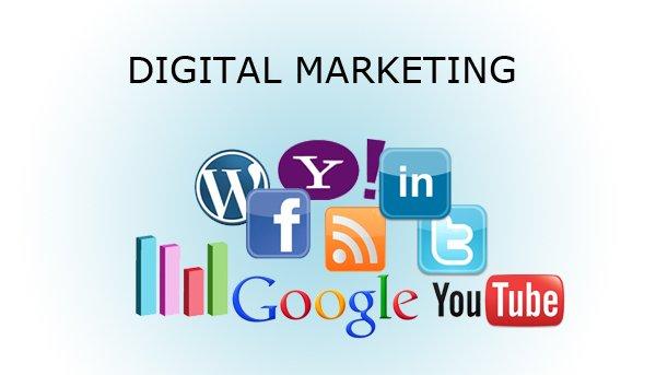 Image result for image of digital marketing