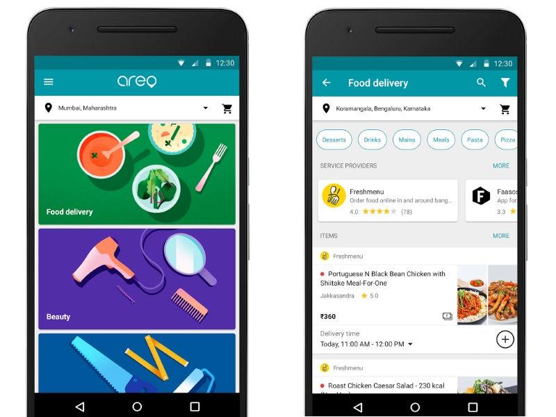 Google Silently Launches Areo, Hyperlocal App