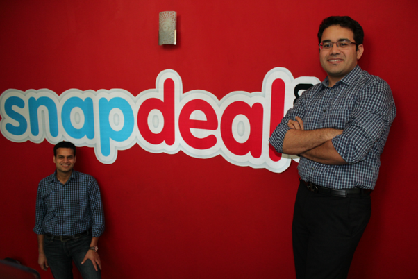 Snapdeal Said: Founders Primary Concern Is Staff And Their Well Being