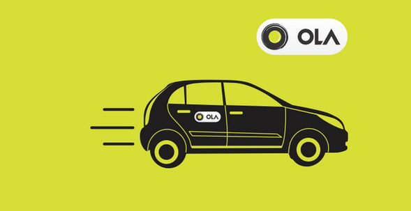 Ola brings Rs 1,675 crore up in crisp subsidizing from SoftBank