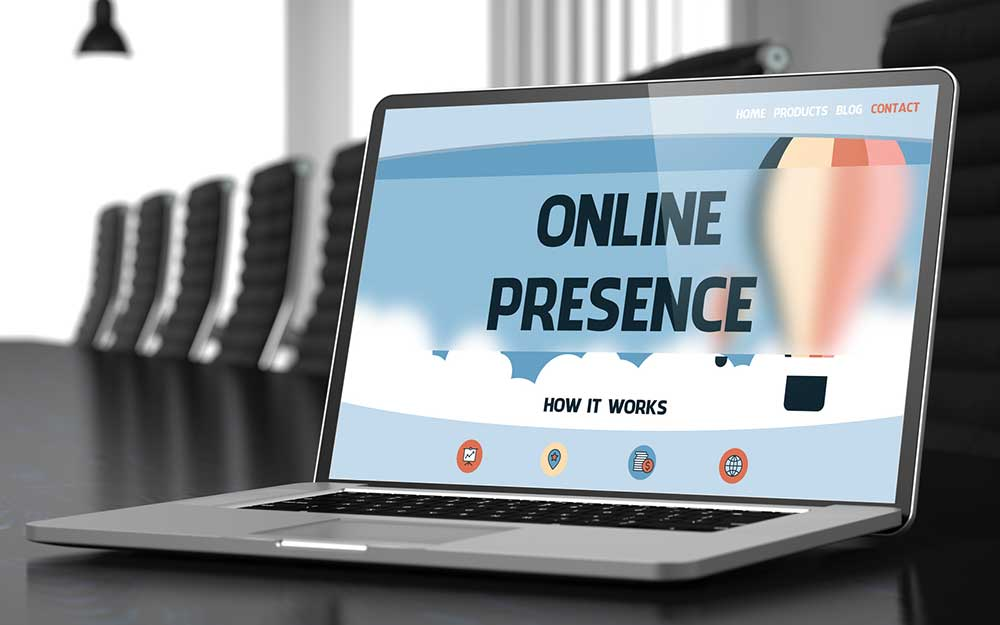 Image result for Create your online presence