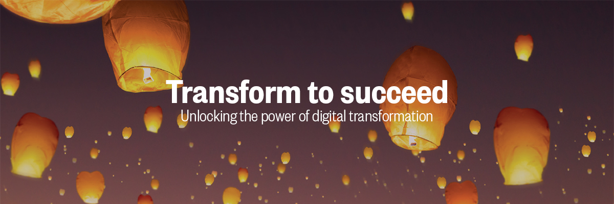 Why Digital Transformation is Required