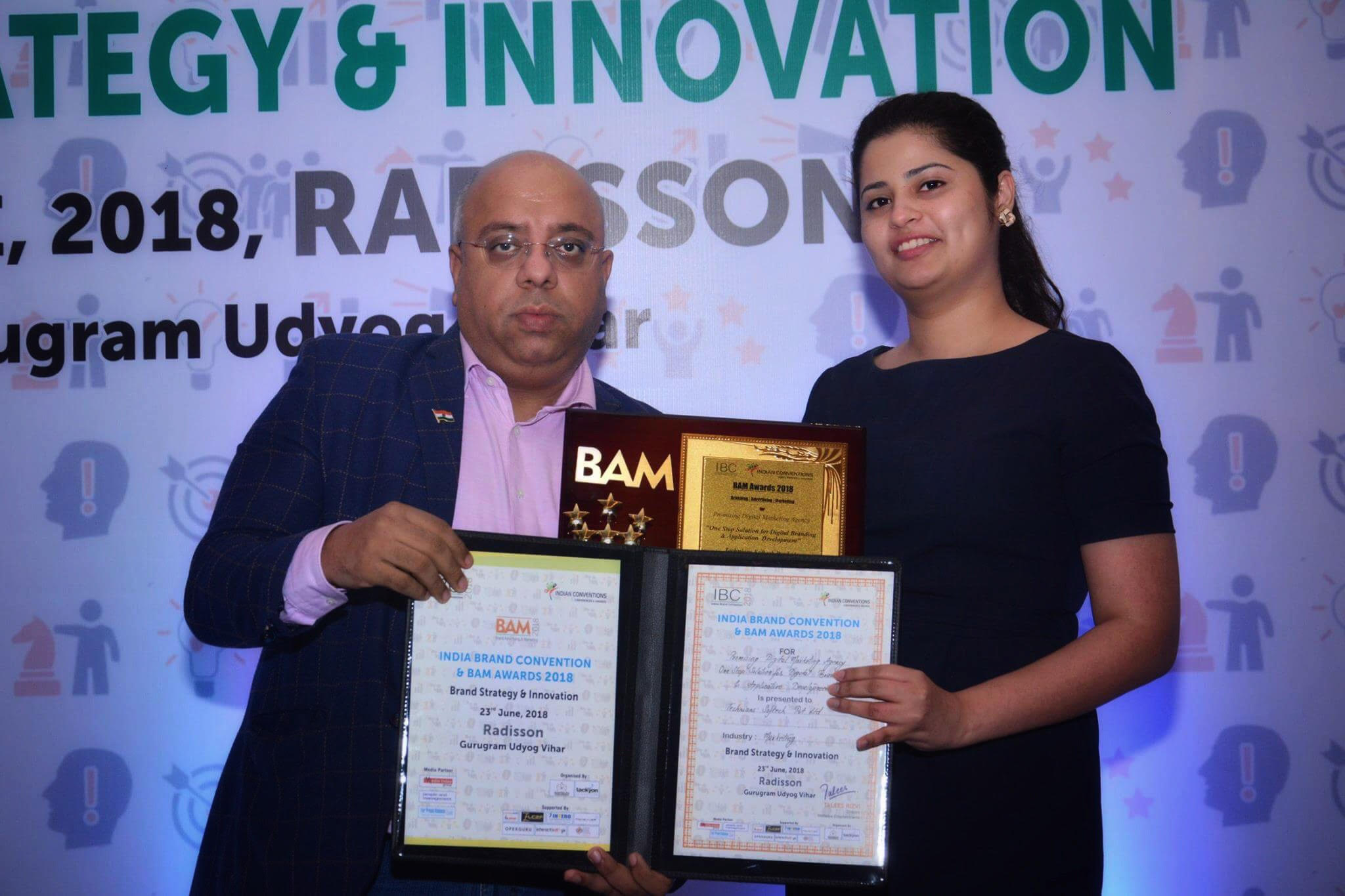 BAM Awards 2018