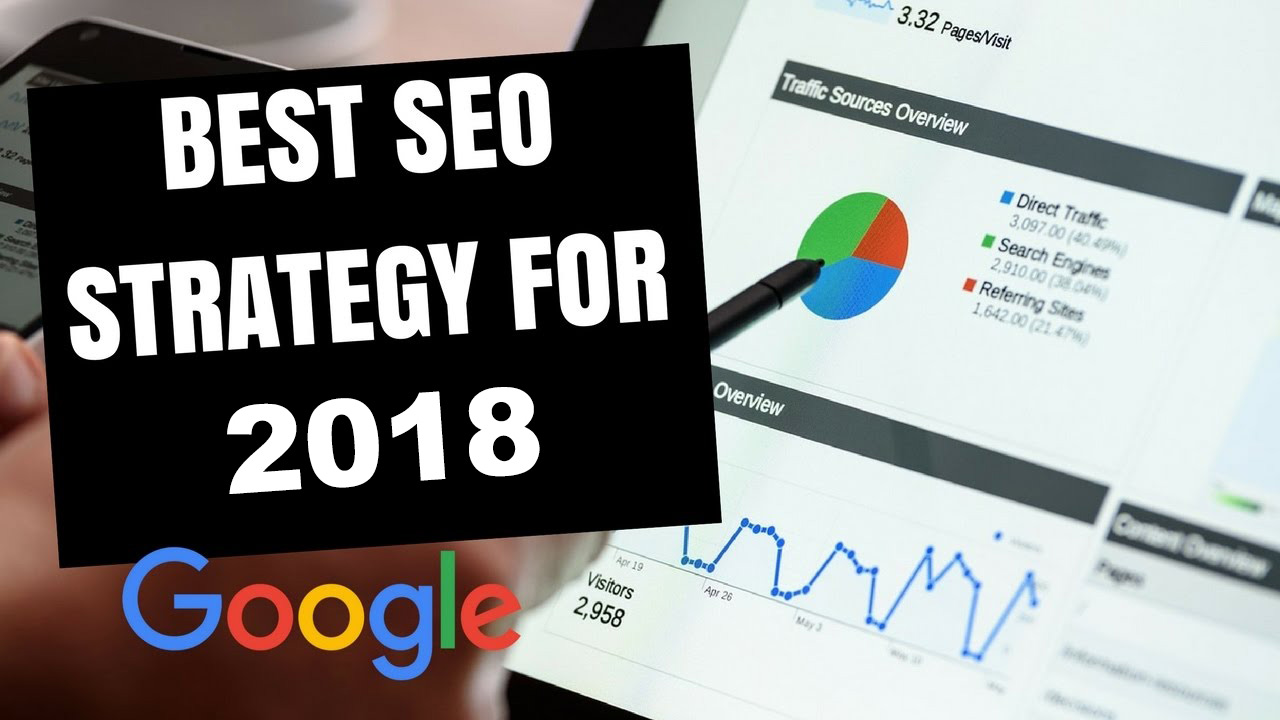 seo strategy 2018