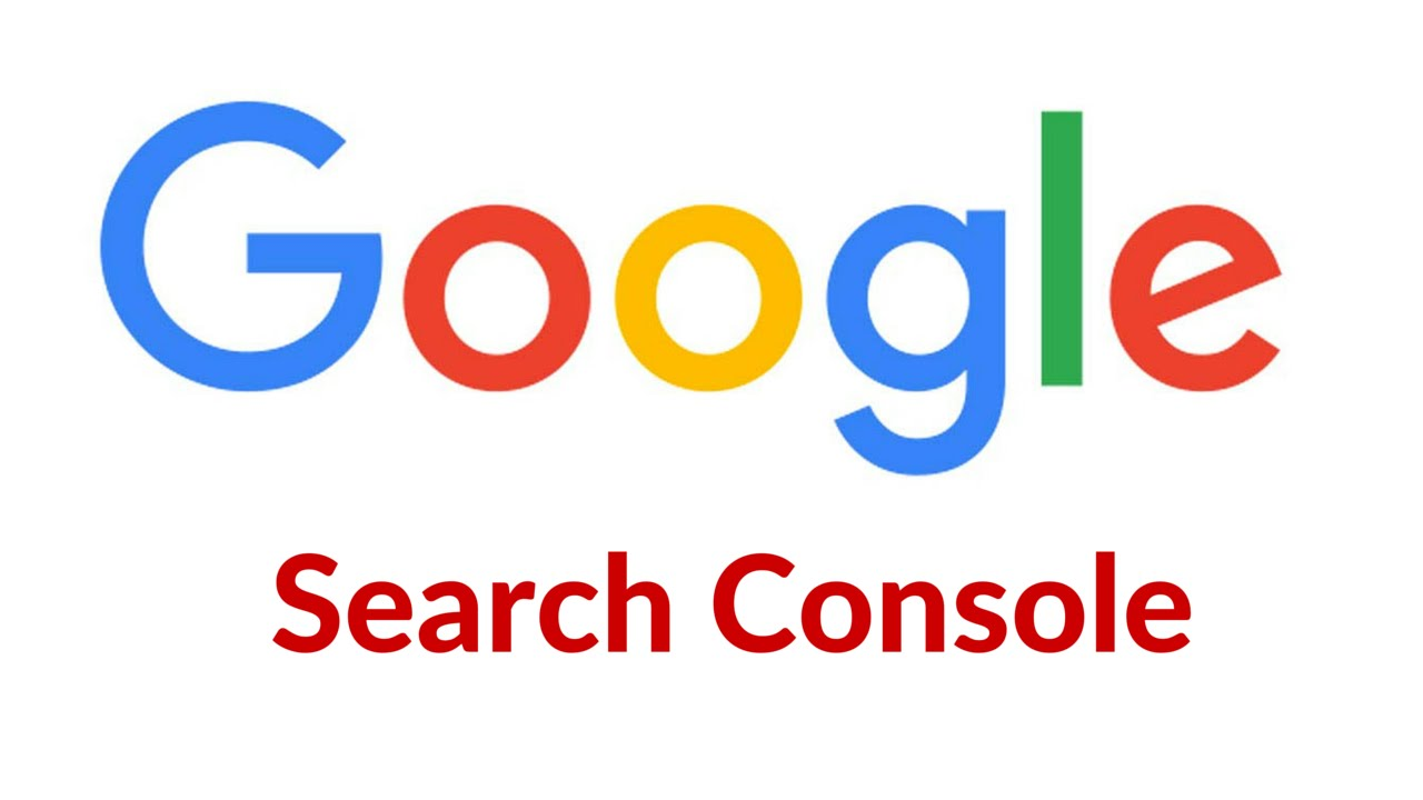 google new search console