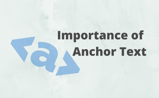 What is Anchor Text and its importance in SEO