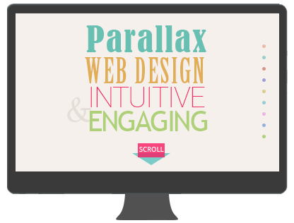 Parallax Single-Page Trends