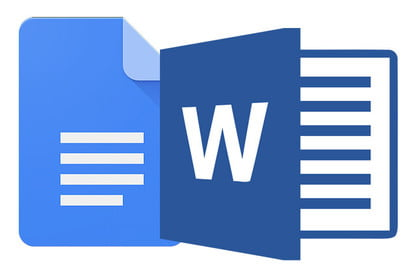 Google Docs is showing Word Counts as you type