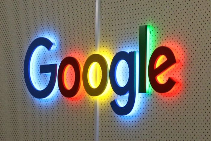 Google says ignore ransom spam link