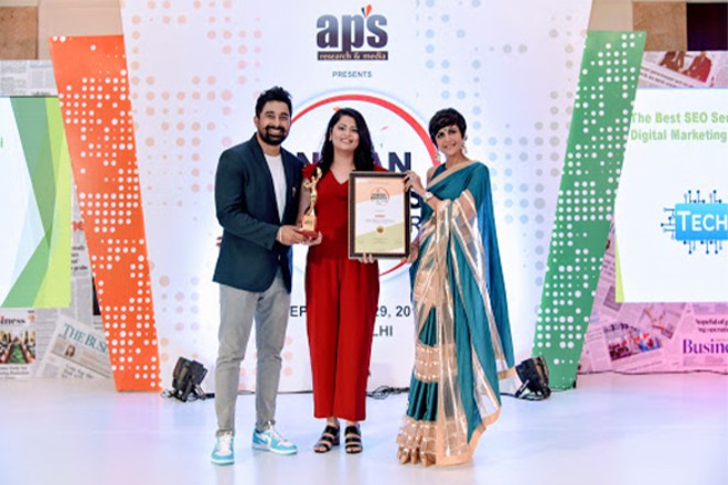 Technians Bags Digital Agency of The Year Award 2019