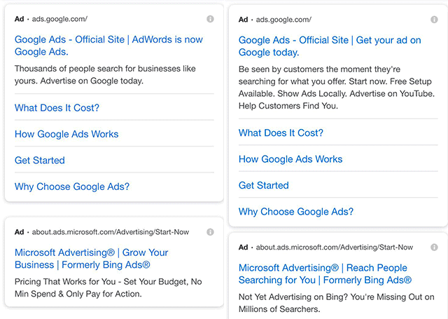 Google Is Testing Out More Spacious Search Result Snippet For Mobile