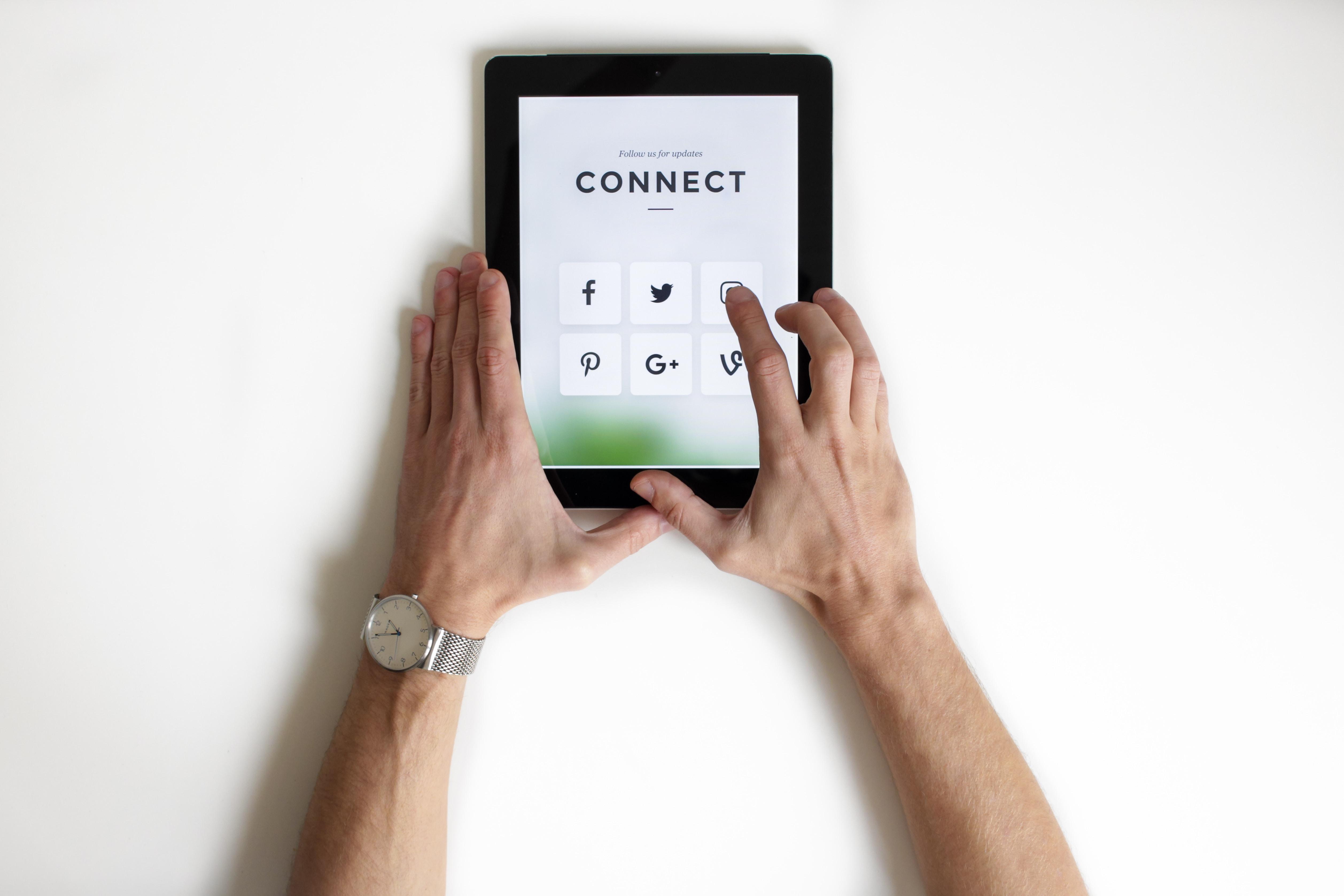 Underutilizing Social Media