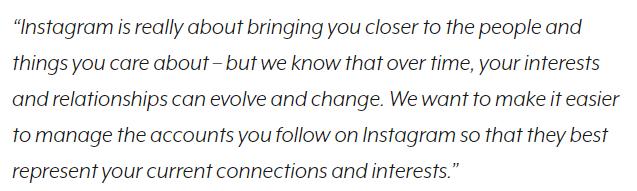 Statement To TechCrunch