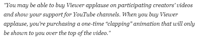 YouTube Explains The Whole Procedure