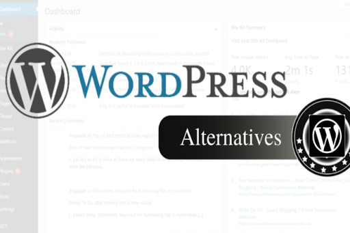 7 Best WordPress Alternative Or Blogs & Websites That Are Useful In 2020