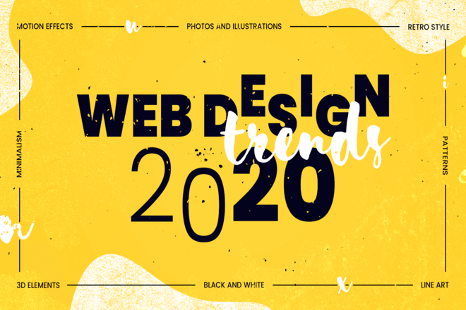 Innovative Web Design Trends To Watch For In 2020