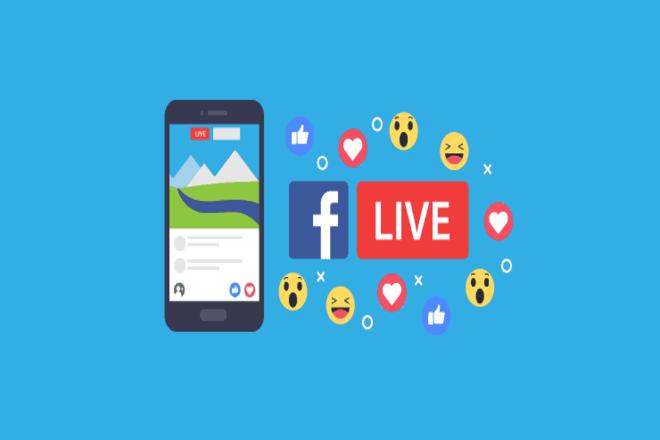 Facebook Live For Increasing Organic Reach