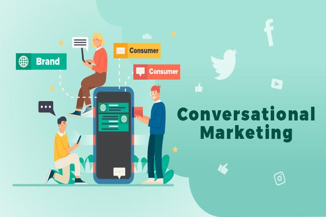 Conversational Marketing Content