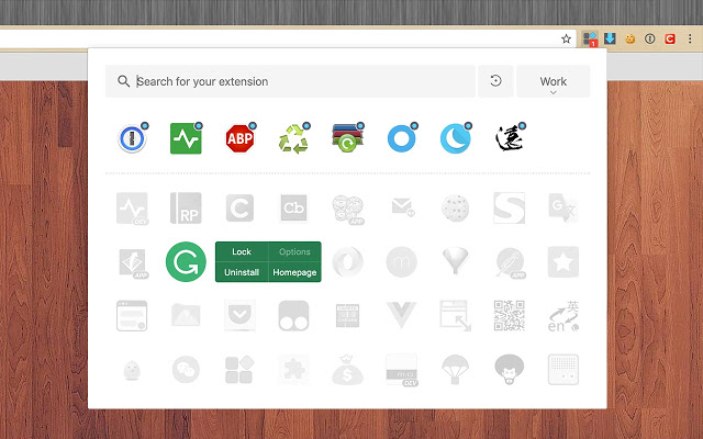 Extensions  Manager For Google Chrome