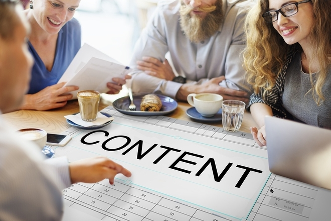 Strategize Around Content For More Website Conversion