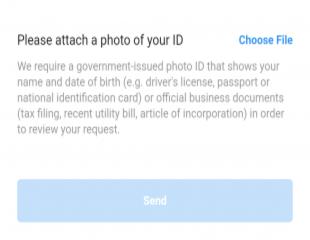 Uploading Legal Documents