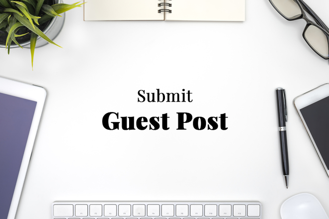 Write And Submit Your Guest Blog Posting