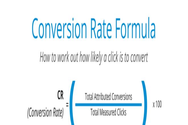 Conversion Rate Social Media Metric