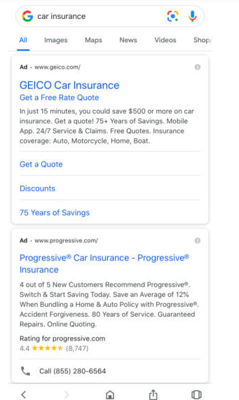 Google Makes Its Headline Big In Latest Google Ads Test