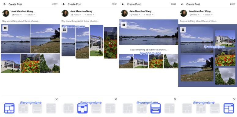 Image Presentation Formats