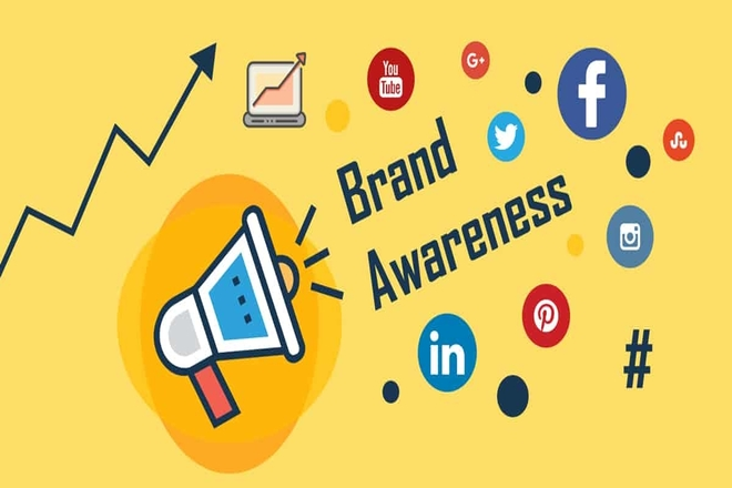 Increase Brand Awareness Over Social Media For Business