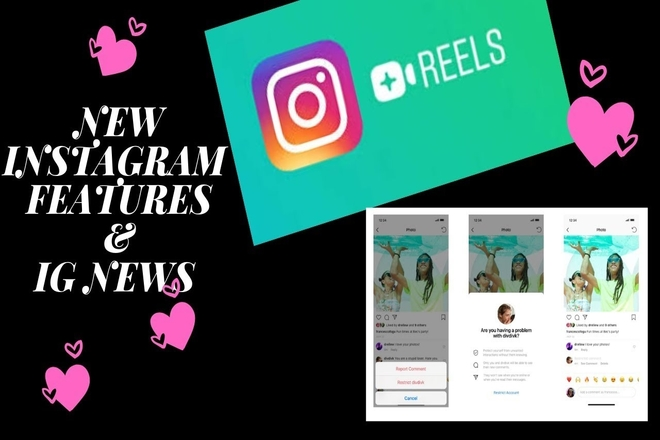 Instagram Reels and It's Feature An Alternative to TikTok