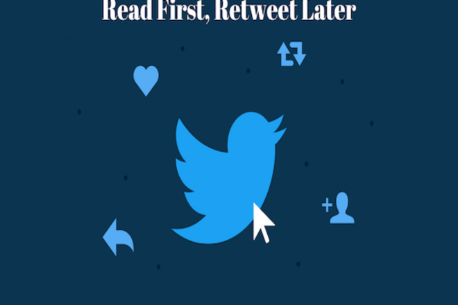 Vast Clicks On Links Before Retweeting Says Twitter
