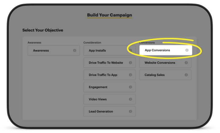 App Conversion Campaigns