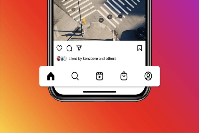 Instagram Adds Shop And Reels Tabs On The Home Screen For All Users