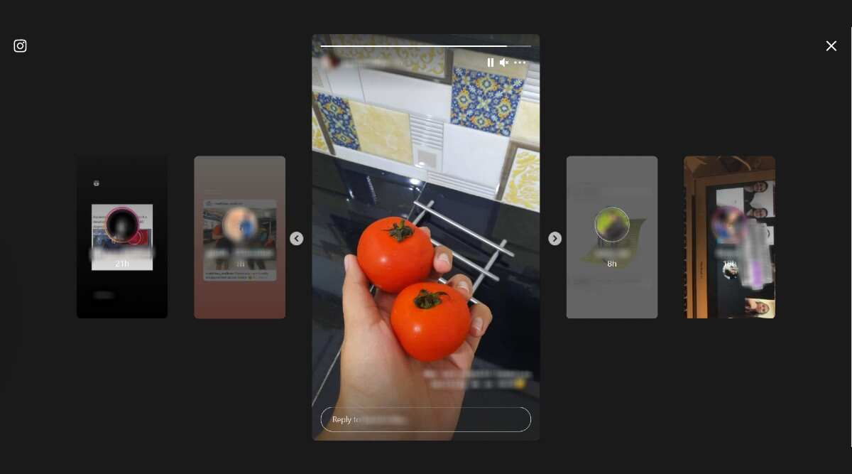 Instagram Is Experimenting With New Stories Layout For Desktop