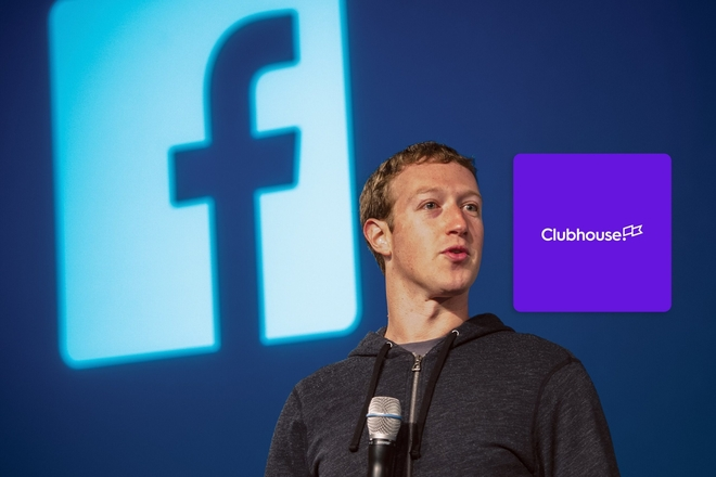 Facebook's Working On To Develop Its Own Clubhouse Clone