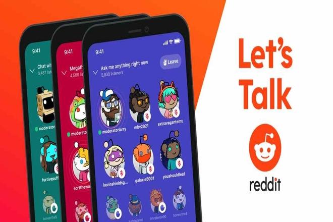 Reddit Officially Declares 'Reddit Talk' Audio Meeting Rooms Feature
