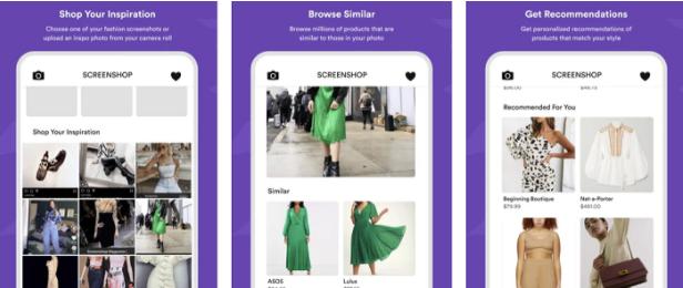 Snapchat-Screenshop acquistion